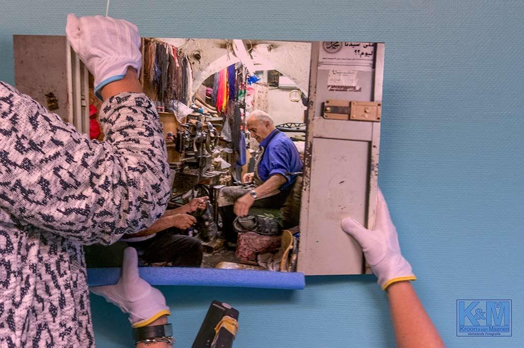 Extra handen voor de schoenmaker