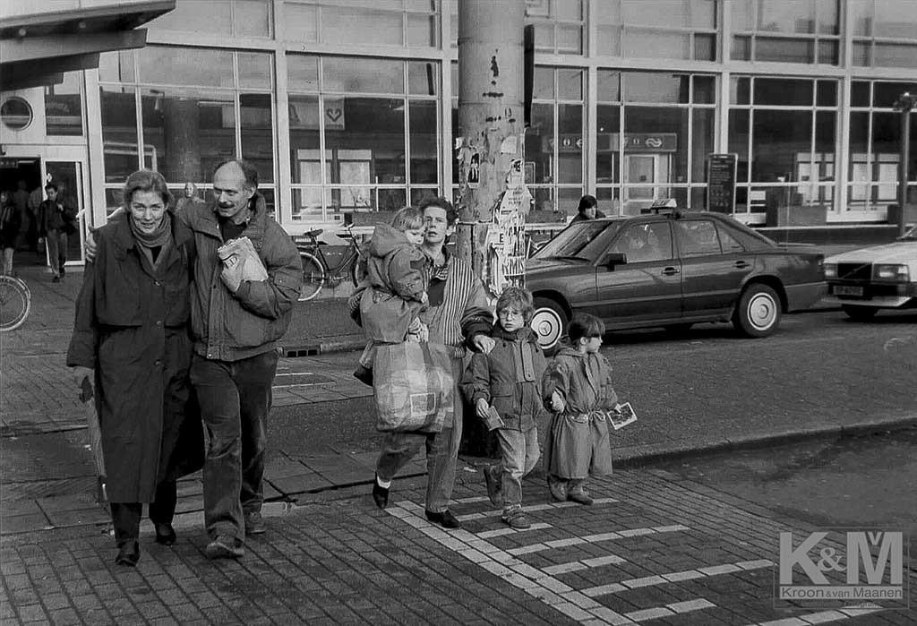 Rotterdam CS, opsmukloos