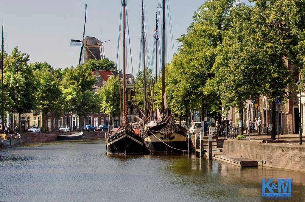 Warme Lange Haven
