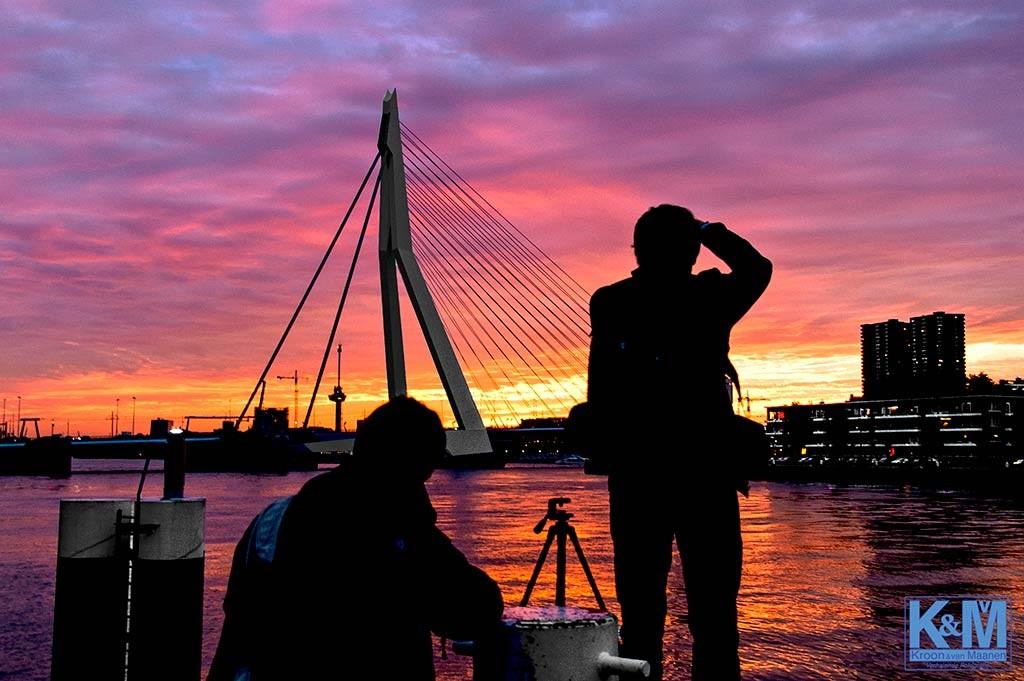 Goh, Rotterdam is best wel mooi...