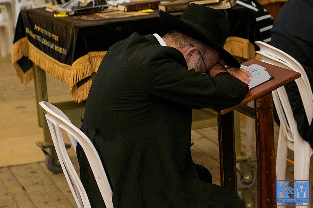 Gezichten van Jeruzalem: Wilson's Tukkie