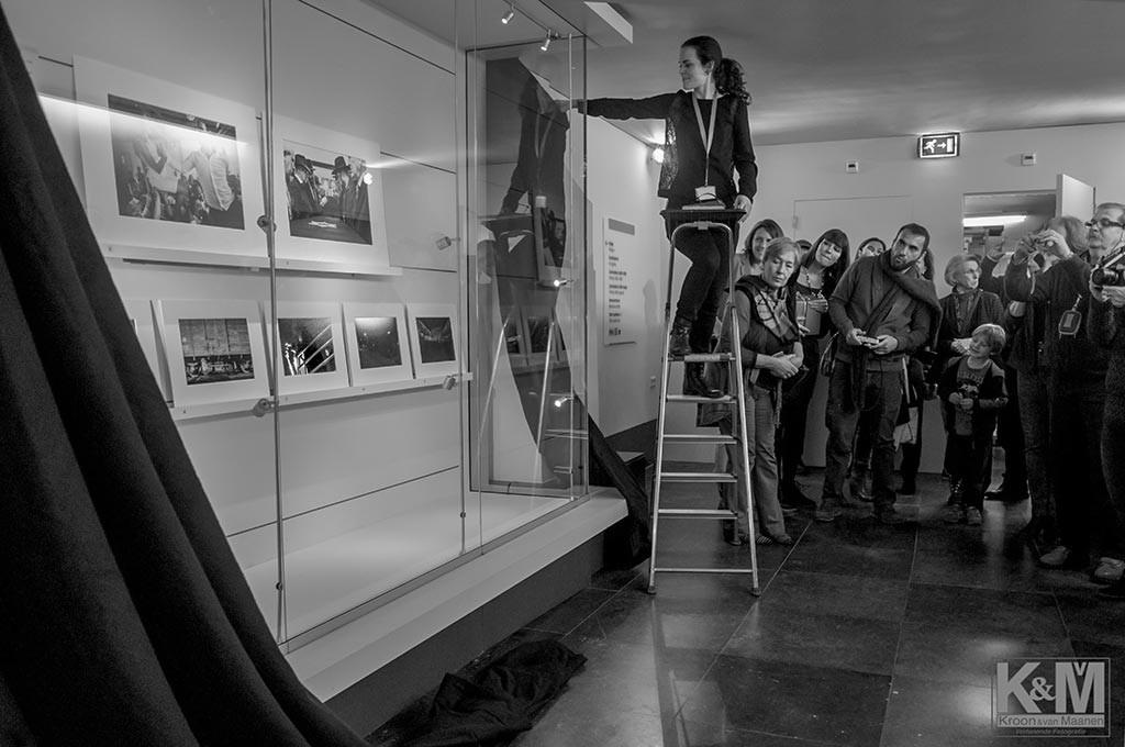 Fotowedstrijd: Winnaars achter glas