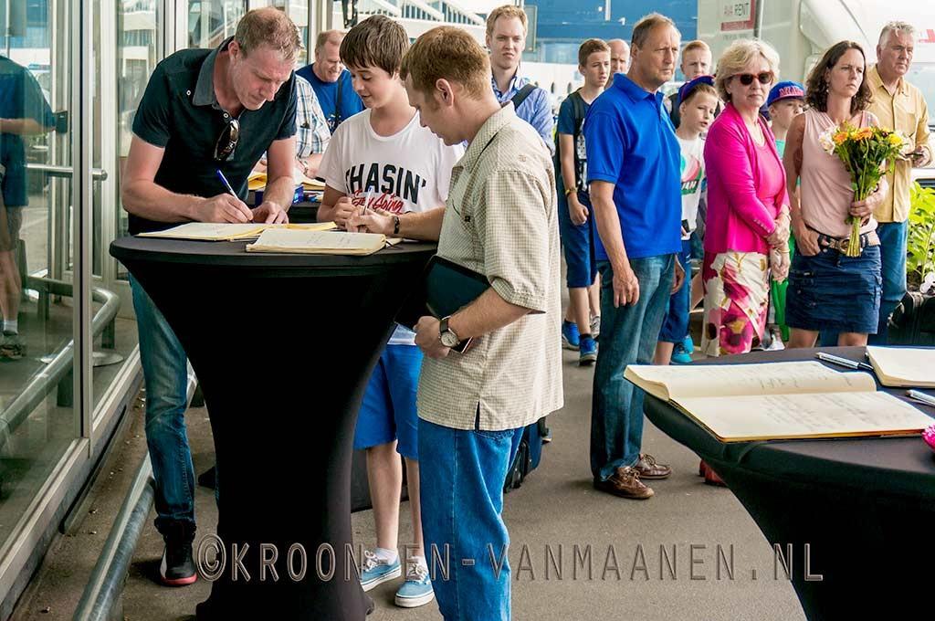 MH17: Wachten, kijken, schrijven