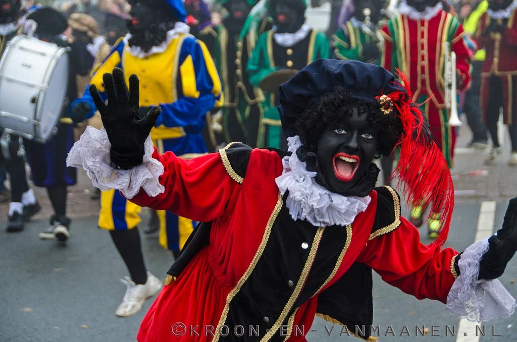 Een zorgeloze Piet