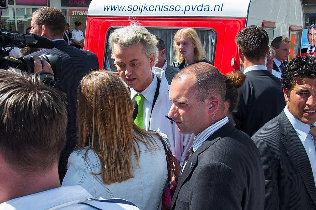 Wilders in 2010