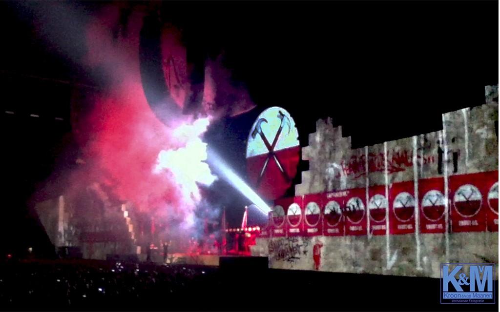 Vergeefs zoeken naar subtiliteiten bij Roger Waters