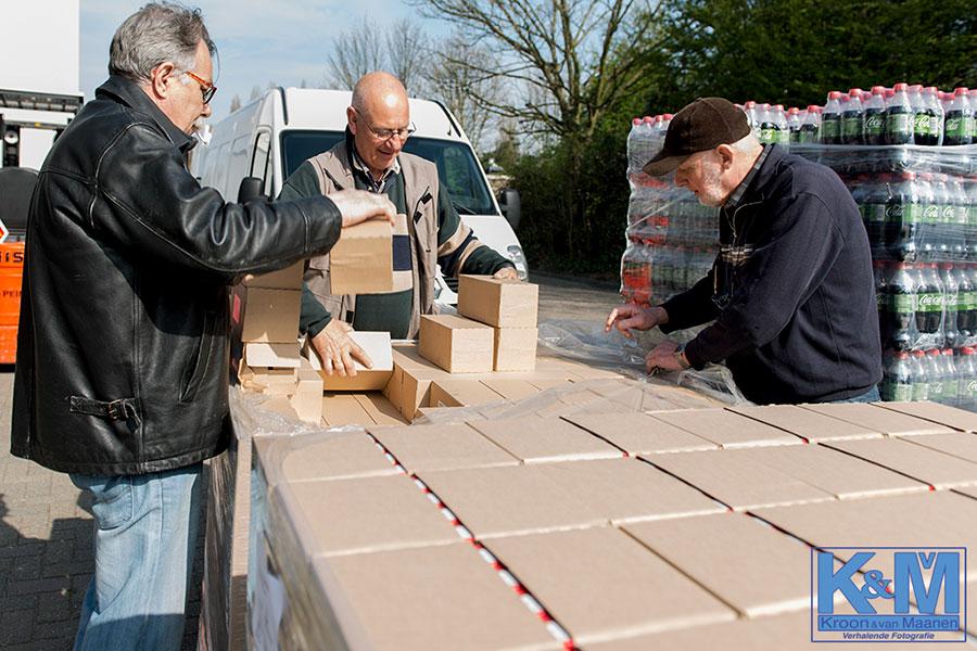 Voedselbank Spijkenisse: Oud-Beijerland zoekt het lekkere uit