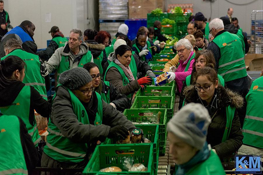 Voedselbanken: Chaos?
