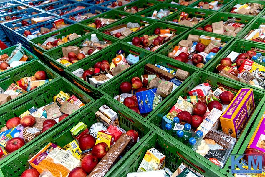 Voedselbank Spijkenisse: En dit is nog maar de helft