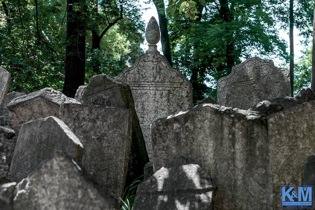 Ademen op het kerkhof