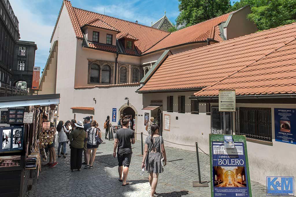Praag Next stop Joodse wijk: Pinkas