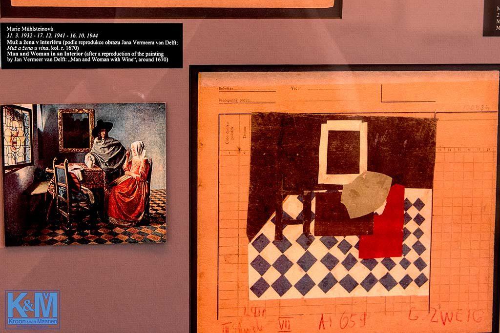 Vermeer en Theresienstadt