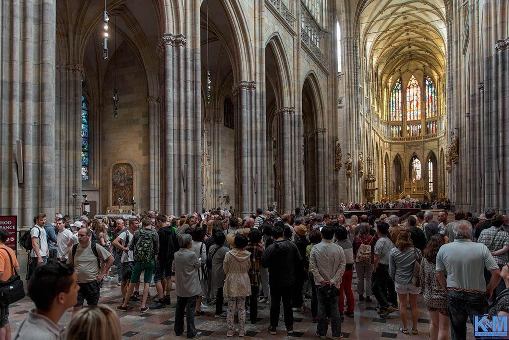 Prague: Take me to church