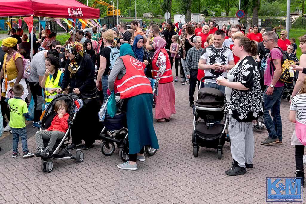 Washington en Schiedam: Samen kome