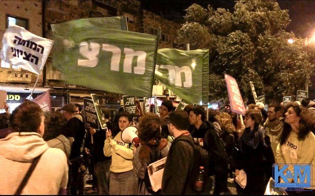 Vitale wappervlagen van Meretz