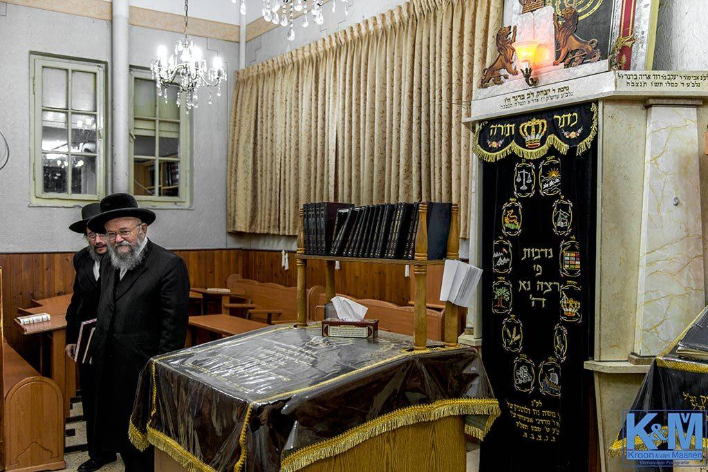 Rabbijnen van de Nachlaot: Harmonie en eenvoud