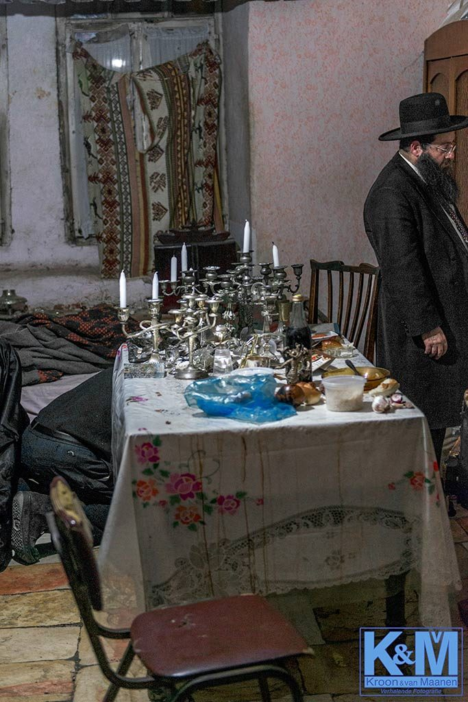 Akertjes zoeken met rabbijn Shlomo