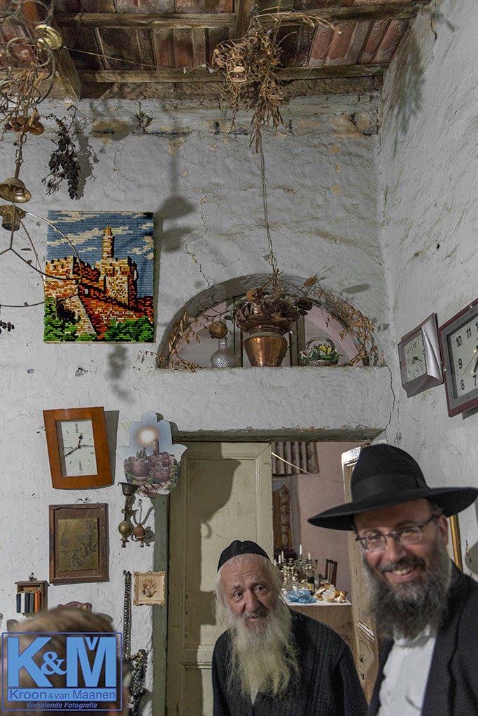 Chaim en rabbijn Mordechai