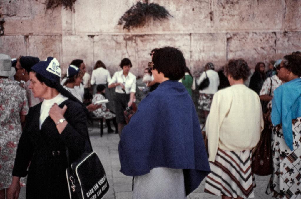 Vrouwen onder elkaar in de jaren 70