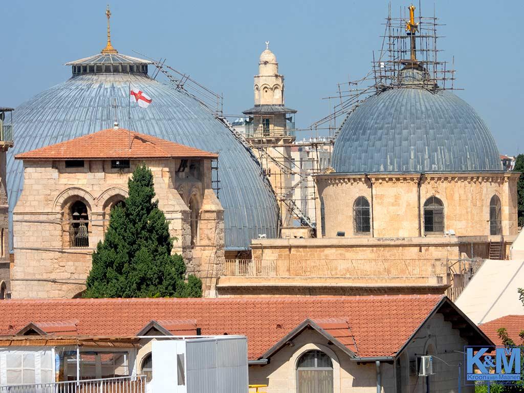 De Heilig Grafkerk van Jezus