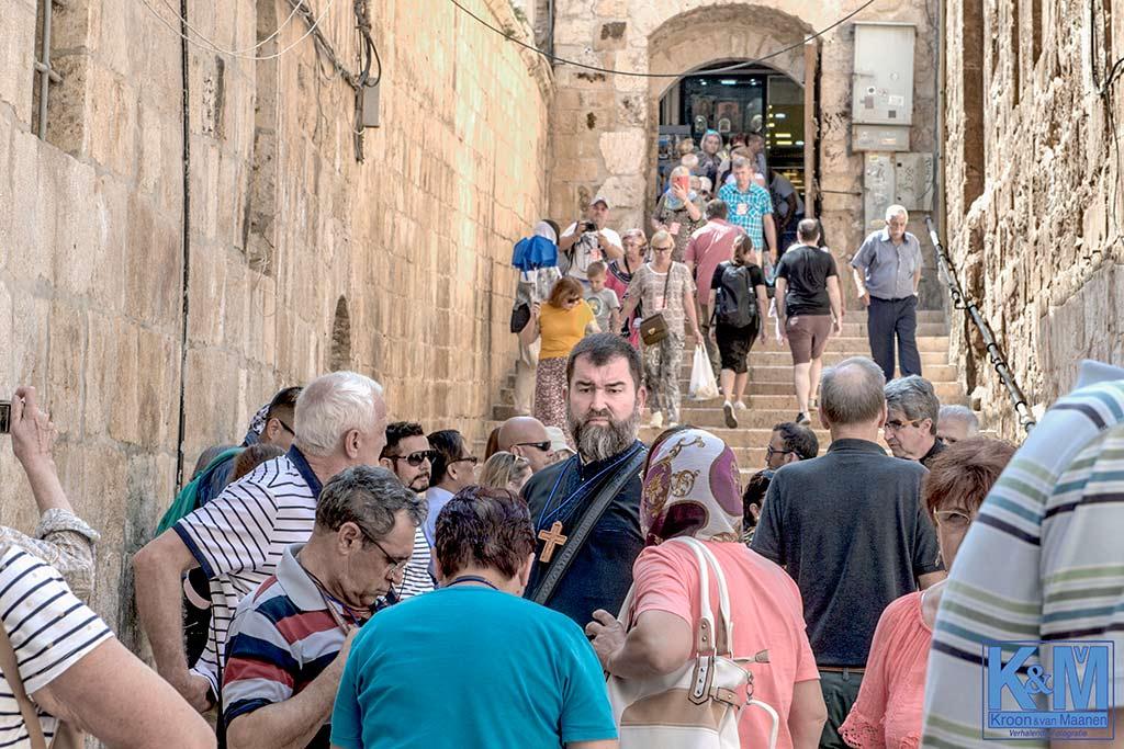 Drukte in de Oude Stad: Sommige dingen veranderen niet